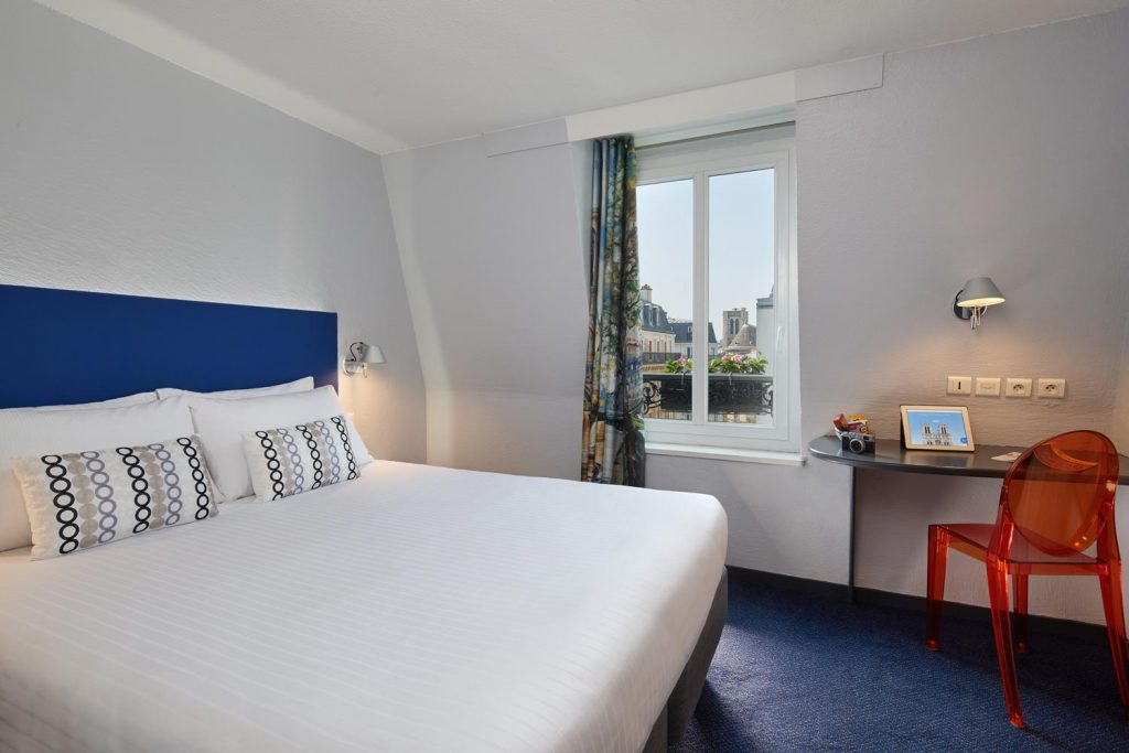 hotel paris marais, le 3H découvrez une chambre confort