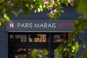 Hotel Paris Marais Accueil 3H PARIS MARAIS HOTEL
