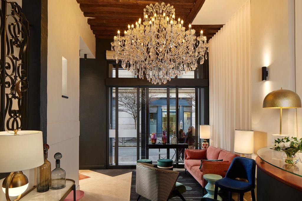 Hotel de charme à Paris - 3H Paris Marais
